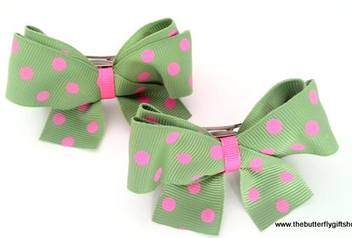 Sweet Hair Clips for Kids