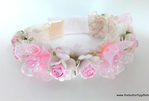 Beautiful Flower Wrist Corsage