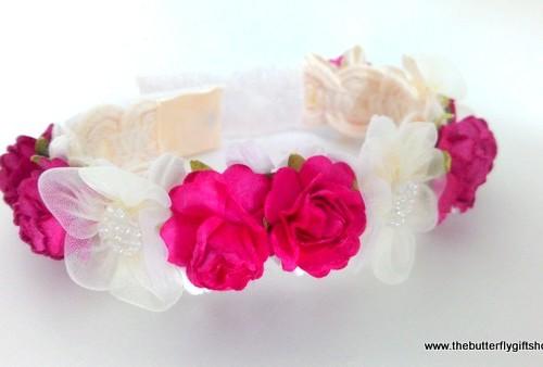 Beautiful Flower Wrist Corsage