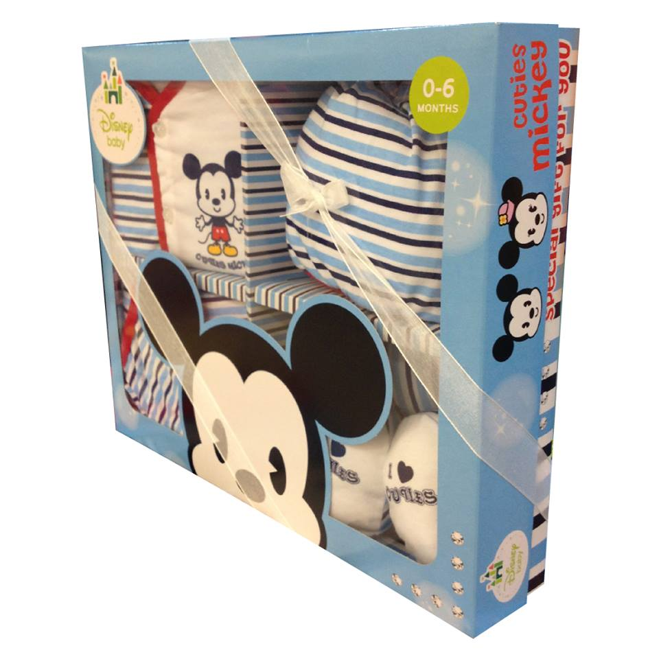 2d00f1118 Disney Baby Mickey Gift Set - The Butterfly Gift Shop