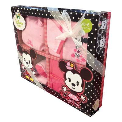 Disney Baby Minnie Gift Set