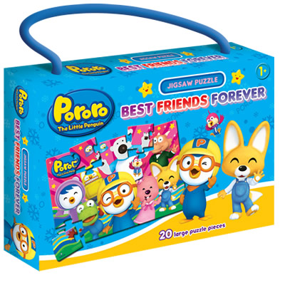 Pororo Jigsaw Puzzle: Best Friends Forever