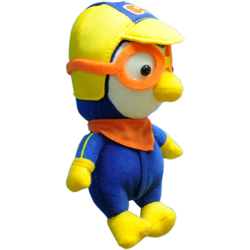 Pororo Hanging Plush Toy with Rubber Suction Disc (6 inches)