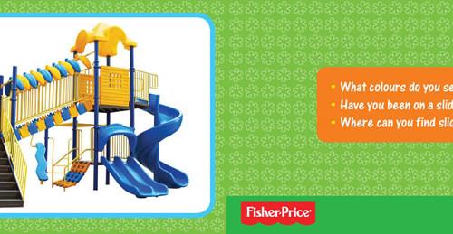 Fisher-Price Flash Card: The World Around Me
