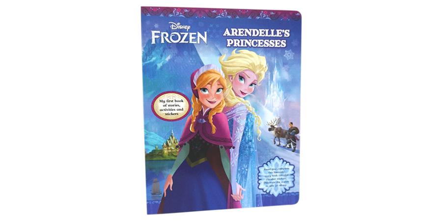 Disney Frozen: 3 in 1 Educational Pack