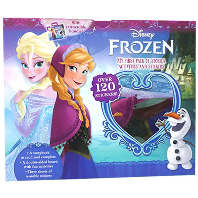 Disney Frozen: 3 in 1 Educational Pack