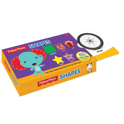 Fisher-Price Flash Card: Shapes