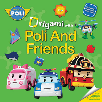 Robocar Poli: Origami with Poli and Friends