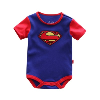 Holabebe Romper- Superman