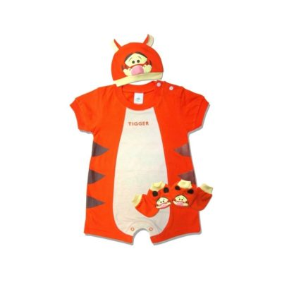 Winnie The Pooh Baby Costume Gift Set (Tigger)