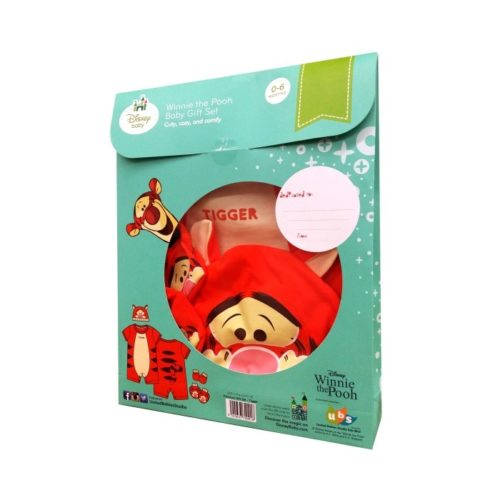 Winnie The Pooh Baby Costume Gift Set (Tigger)