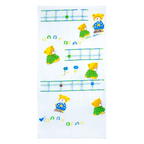 Newborn Essential:Autumnz Baby Bath Towels (Baby Bear)