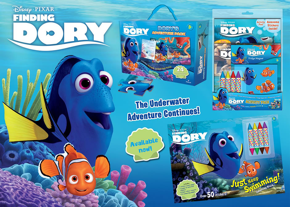 finding-dory-collection