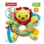 Fisher-Price Squeak Plush: Lion (6 Inches)