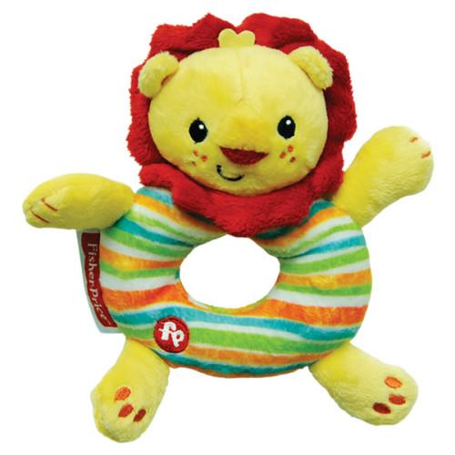 Fisher-Price Squeak Plush: Lion (6 Inches)