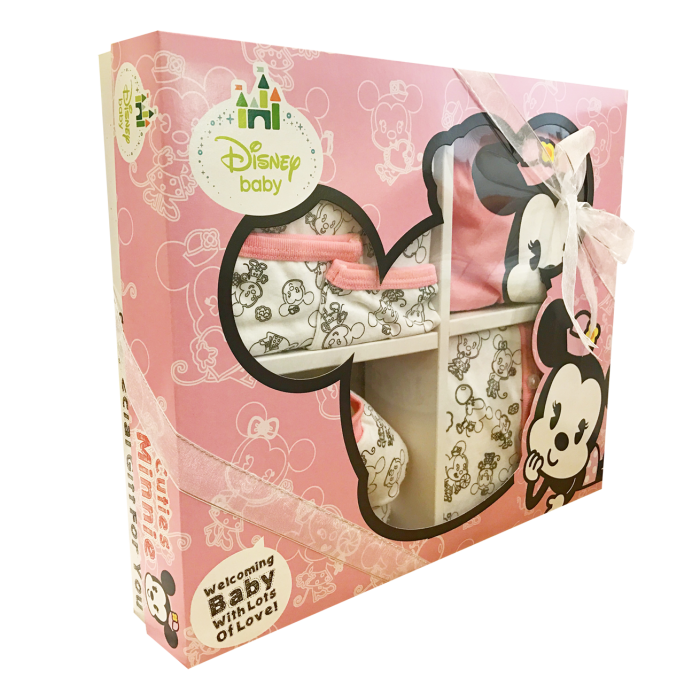 Disney Baby Cuties Gift Set (Minnie)
