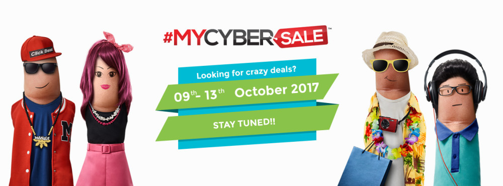 MYCYBERSALE 2017 preview