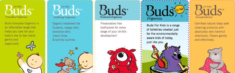 Buds Baby Organics