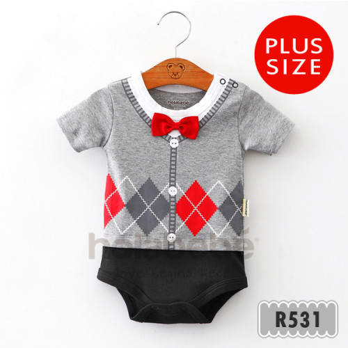 Holabebe - Cute Romper with Bow