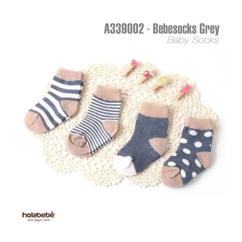 Holabebe Baby Socks (4 pairs)