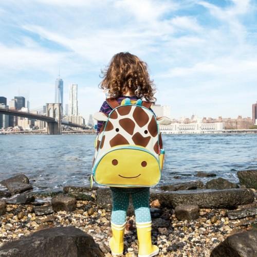 Zoo Packs Little Kids Backpacks - Giraffe